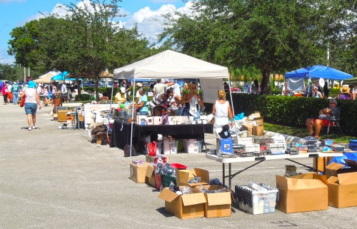 Flea Market 01