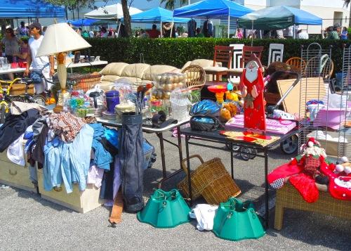 Flea Market 02
