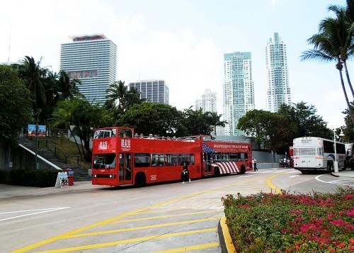 Miami01-Tourist Bus