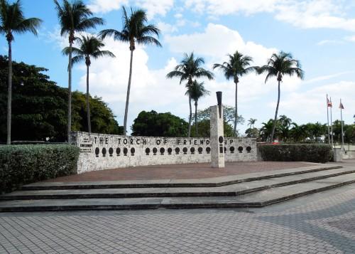Miami33-Torch of Friendship