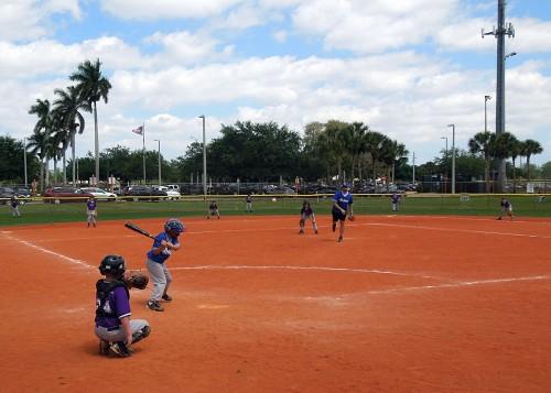 Batting Practice 1