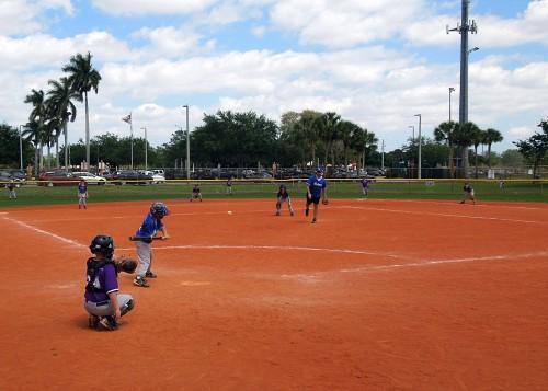 Batting Practice 2