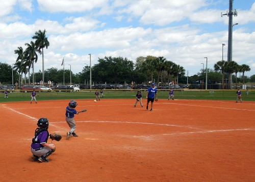 Batting Practice 4