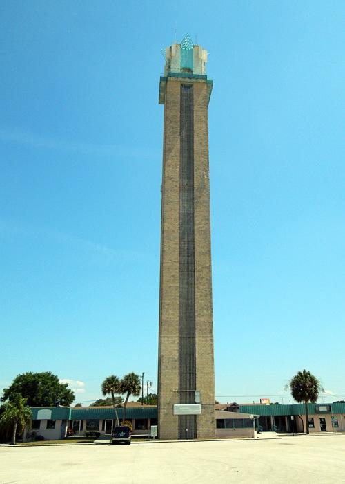 Lake Placid Tower