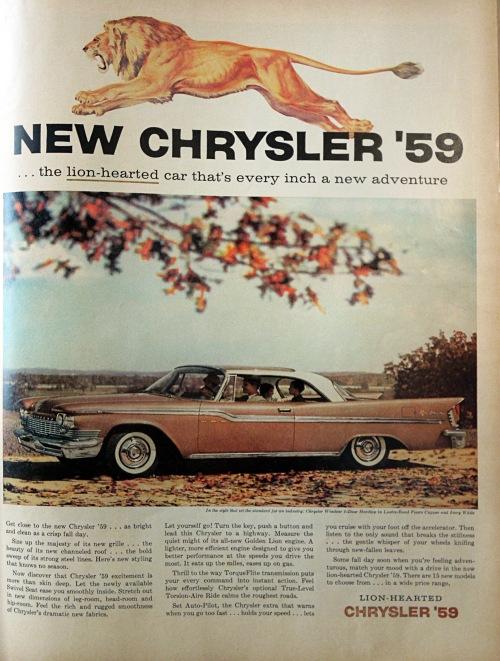 59 Chrysler