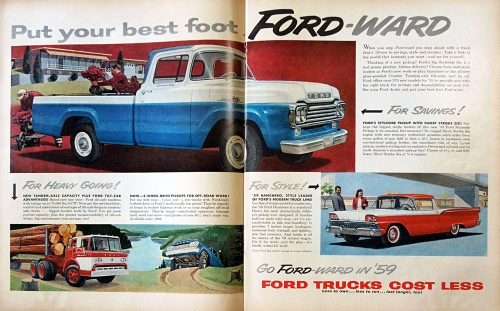 59 Fords