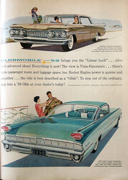 59 Oldsmobile