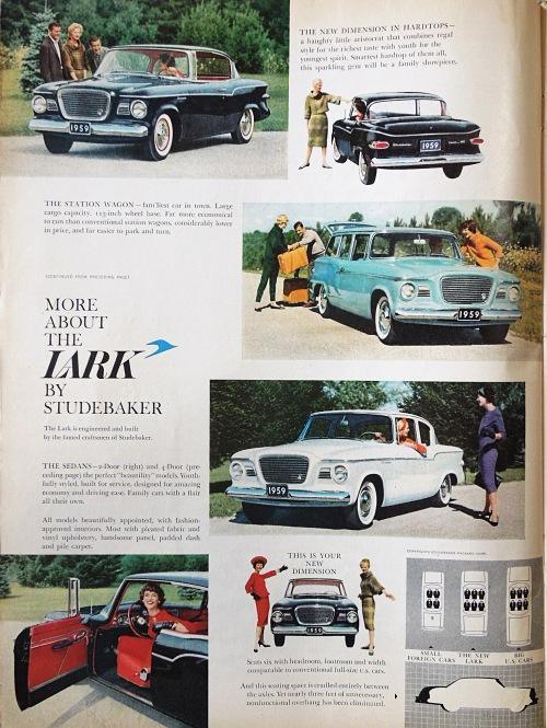 59 Studebaker Lark