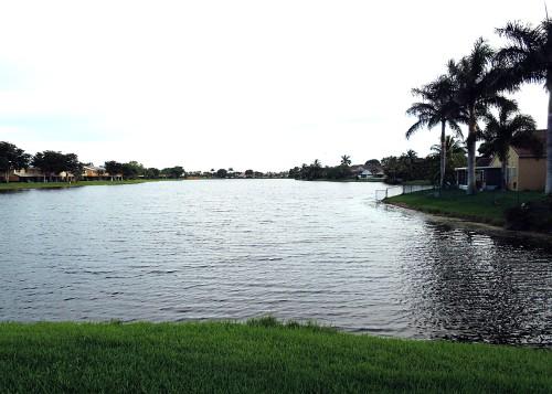 Lake from Johnson