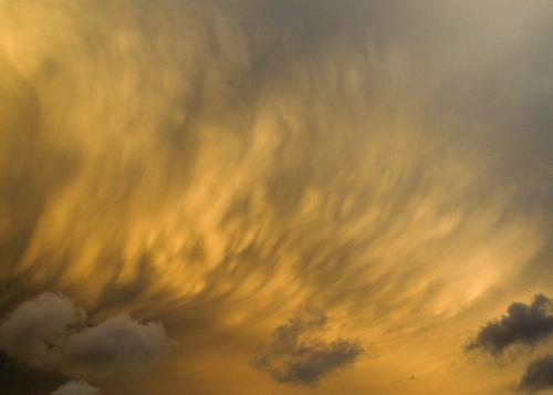Odd Clouds