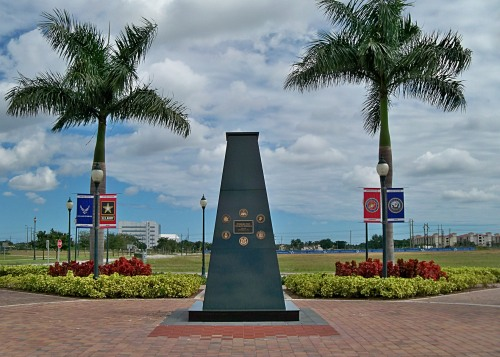 Pembroke Pines Veterans Memorial